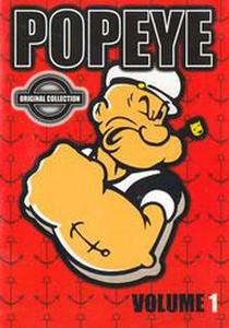 Popeye Volume 1 affiche du film