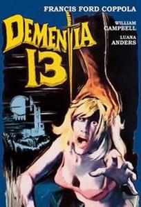 Dementia 13 affiche du film