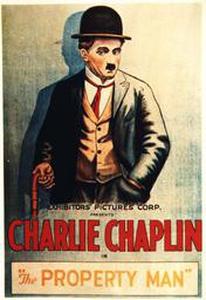 Charlot garçon de théatre affiche du film