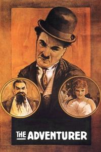 Charlot s'évade affiche du film
