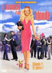 La revanche d'une blonde affiche du film