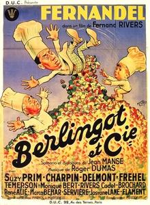 Berlingot et compagnie affiche du film