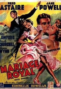 Mariage Royal affiche du film
