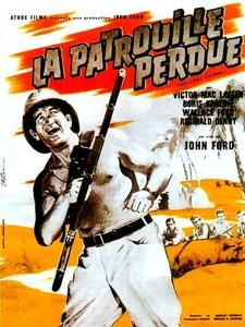 Territoire sans loi affiche du film
