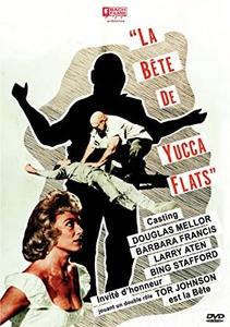 La bête de Yucca Flats affiche du film