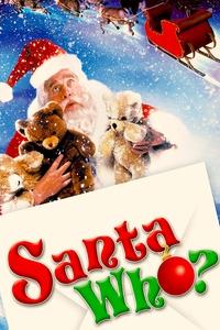 Le Père Noël a disparu affiche du film