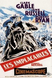 Les implacables affiche du film