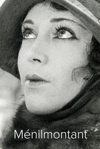 Ménilmontant affiche du film