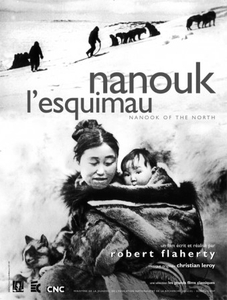 Nanouk l'Esquimau affiche du film
