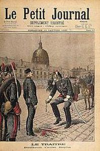 L'affaire Dreyfus affiche du film
