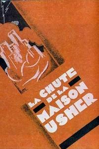 La Chute de la maison Usher affiche du film