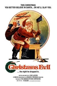 Christmas Evil affiche du film