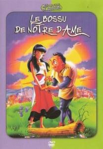 Le Bossu de Notre-Dame affiche du film