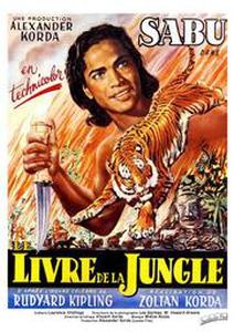 Le Livre de la jungle affiche du film