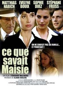 Ce que savait Maisie affiche du film
