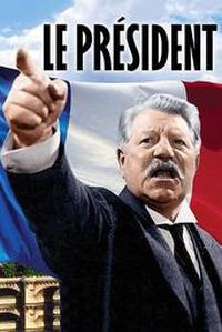 Le Président affiche du film