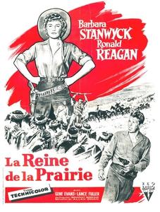 La reine de la prairie affiche du film