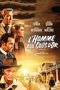 L'homme aux colts d'or affiche du film