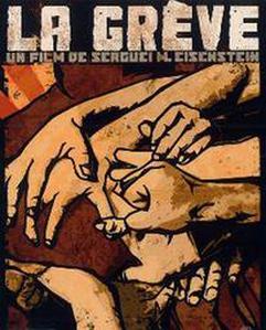 La Grève affiche du film