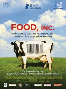 Food, Inc. affiche du film