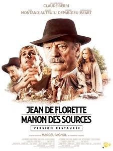 Jean de Florette affiche du film
