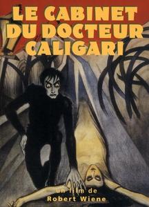 Le cabinet du docteur Caligari affiche du film