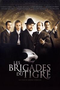 Les Brigades du Tigre affiche du film