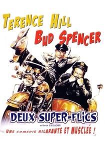 Deux super-flics affiche du film