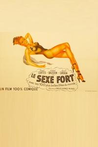 Le Sexe fort affiche du film