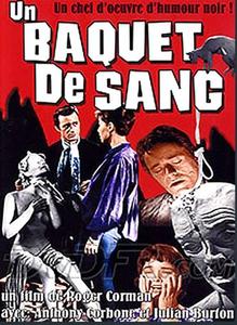 Un baquet de sang affiche du film