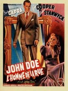 L'Homme de la rue affiche du film