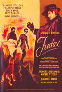 Judex affiche du film