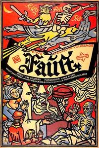 Faust, une légende allemande affiche du film