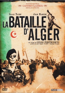 La Bataille d'Alger affiche du film