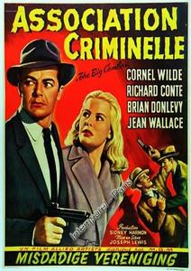 Association criminelle affiche du film
