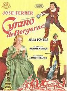 Cyrano de Bergerac affiche du film