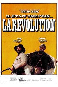 Il était une fois la révolution affiche du film