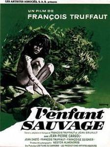L'Enfant sauvage affiche du film
