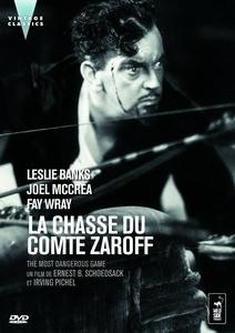 Les Chasses du comte Zaroff affiche du film