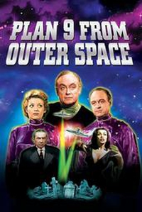 Plan 9 from Outer Space affiche du film