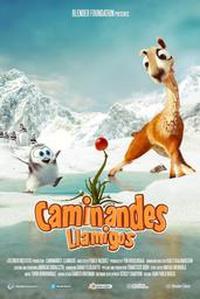 Caminandes 3: Llamigos affiche du film