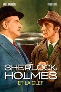 Sherlock Holmes et la clef affiche du film