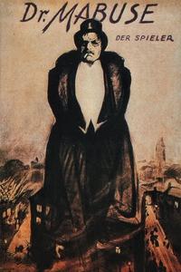 Partie 1 - Docteur Mabuse, le joueur affiche du film