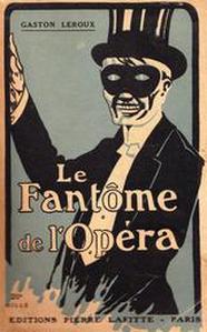 Le Fantôme de l'Opéra affiche du film