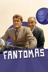 Fantomas affiche du film
