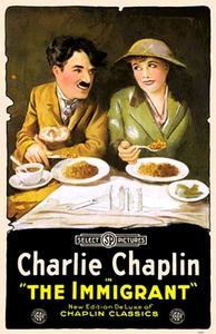 Charlot l'émigrant affiche du film