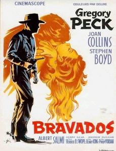 Bravados affiche du film