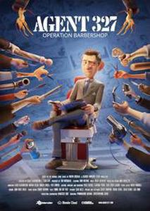 Agent 327: Opération Barbershop affiche du film
