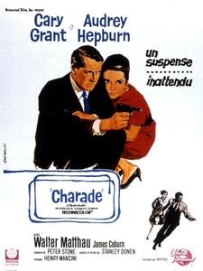 Charade affiche du film