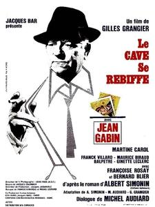 Le Cave se rebiffe affiche du film